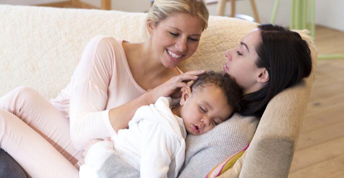 Options for Lesbian Parents