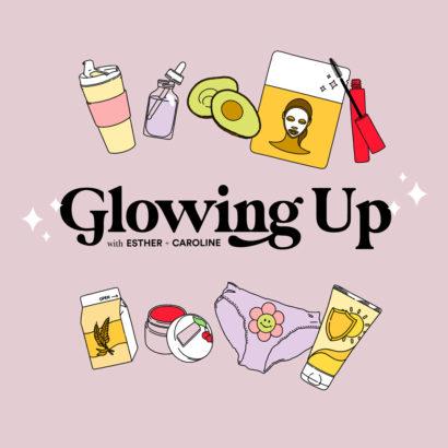 Dr. Tina Koopersmith Glowing Up Podcast